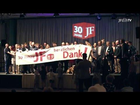 JF-TV: Sommerfest 2016 - 30 Jahre Junge Freiheit