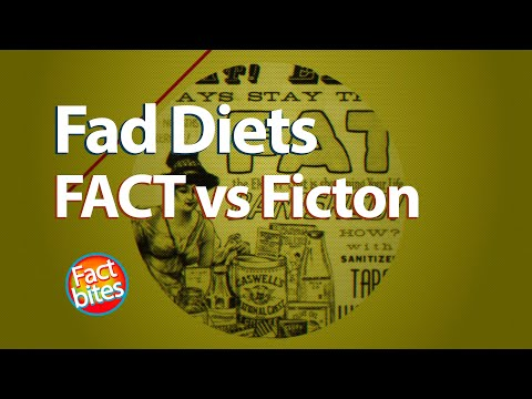 Fad Diets, Fact vs Fiction, Do they really work?