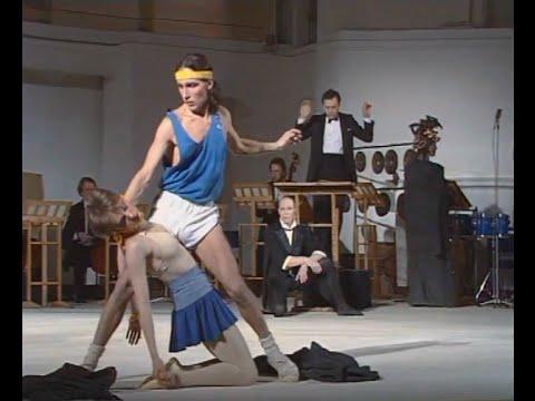Alfred Schnittke - ballet Labyrinths - video 1989