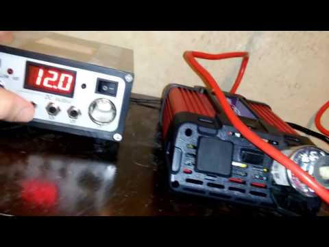 D.I.Y. Power a Room Using Solar Panels & Deep Cycle Batteries. EASY & CHEAP! Off The Grid