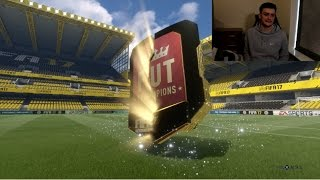 FUT CHAMPIONS MONTHLY REWARDS 44 RED INFORMS!! TOP 100 PACK OPENING!!