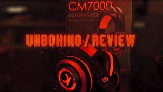 VANKYO CM7000 Pro Gaming Headset PS4 headset with 7.1 Surround Sound Stereo