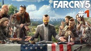 Witajcie w Montanie! | Far Cry 5 [#1][PREMIERA]