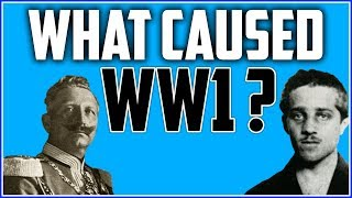 GCSE History: What Caused WW1? (2018)