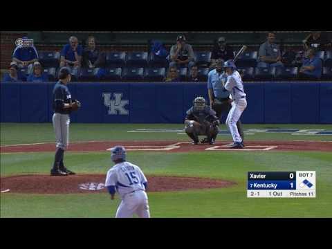 BSB: Kentucky 6, Xavier 0