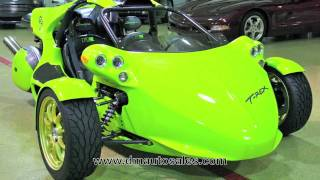 Campagna T-Rex 14RR--D&M Motorsports Video Review and Test Drive