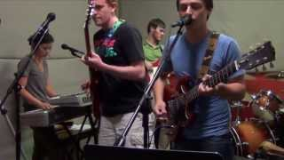 "UNC Rock Lab - ""Gimme Shelter"" Cover by The Pepper Shakes"