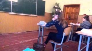 Короткое видео с урока биологии,было очень весело
