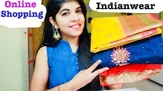 Diwali / Karwachauth Festive Shopping | Saree , Suits , Jewelry | Indian Wear Affordable Shopping
