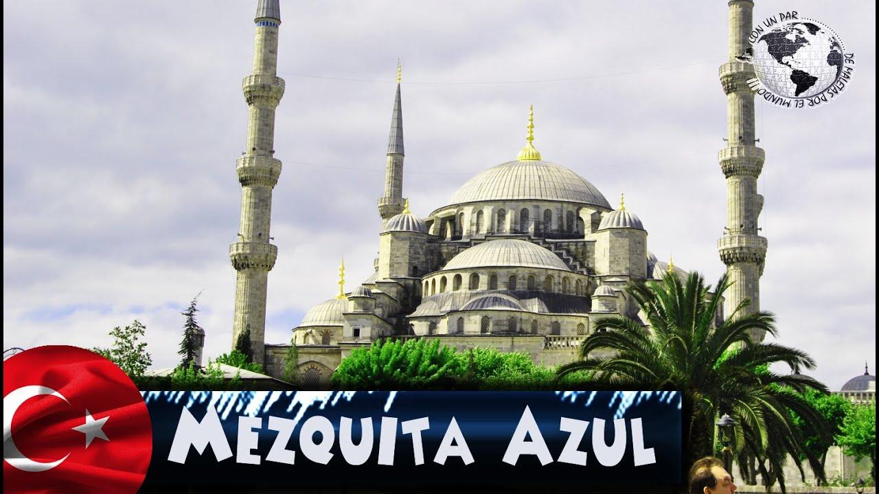 Mezquita Azul-Blue Mosque, Istanbul,Turkey. Estambul ...