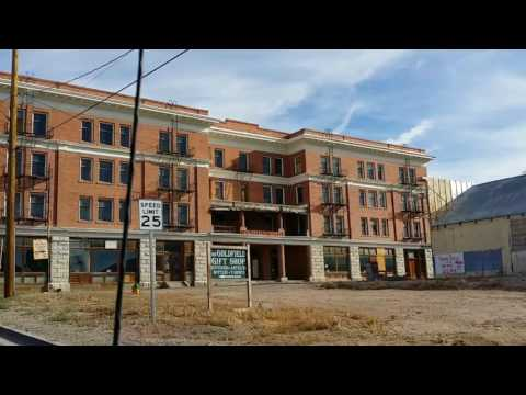 Goldfield Old Mining Town - FULL VIDEO TOUR (Goldfield, Nevada)