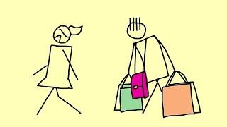 #42: Vì sao túi con gái lại to?