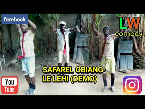video de safarel obiang lehi