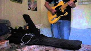 Bloc Party-I Still Remember (Guitar Cover)