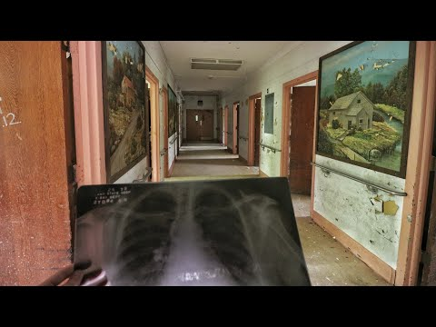 Abandoned Hospital - X Rays, Syringes and Equipment Left Behind *Untouched*