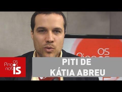 Debate: Felipe, Augusto E Zé Maria Ironizam Piti De Kátia Abreu
