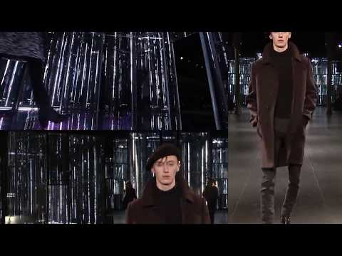 Saint Laurent | Fall Winter 2015/2016 Full Fashion Show | Menswear | Exclusive