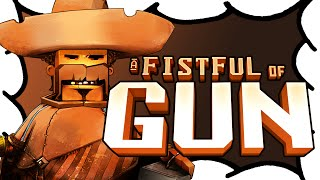 A Fistful of Gun - 3 Players Gameplay & Review - A Sheepish Look At