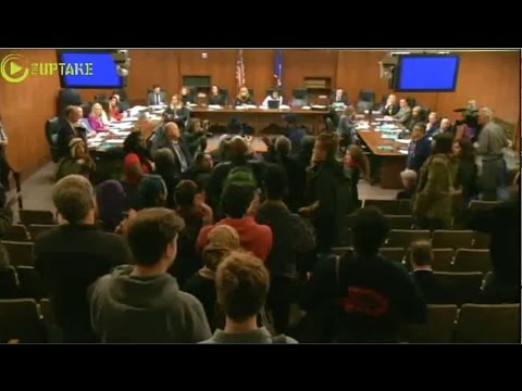 Anti-Protest Bill Sparks Protest After Passing MN House Committee - Shutdown Ensues