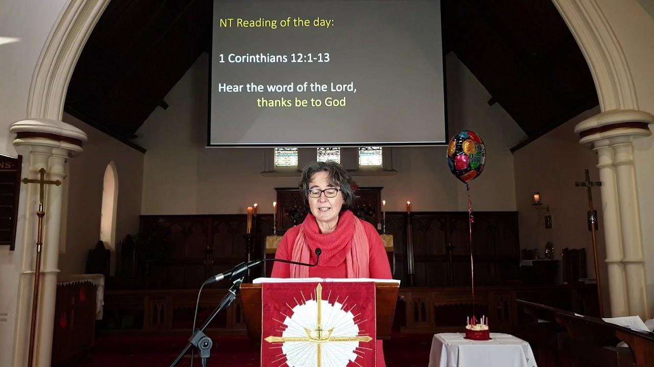 St. James' Anglican Church, Dandenong  Day of Pentecost Service 31 May 2020