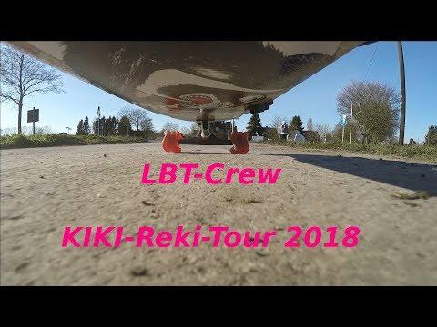 LongBoard-Tour: Rheinberg-Kamp-Lintfort-Rheinberg - KIKI-Reki-Tour 2018   LBT-Crew