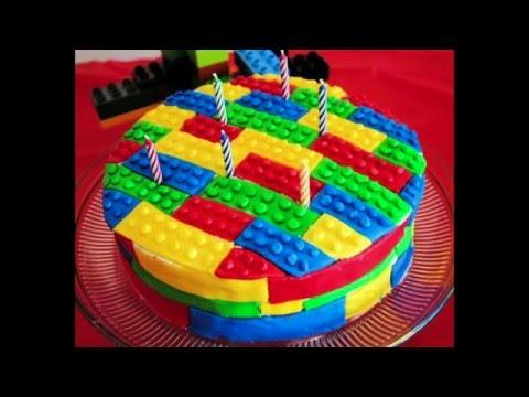 Tortas De Lego Youtube