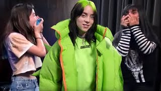 Watch Billie Eilish SURPRISE Super Fans!