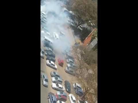 MDC  T riots 24 August Zimbabwe
