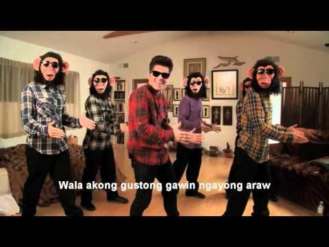 The Lazy Song (Tagalog Version)