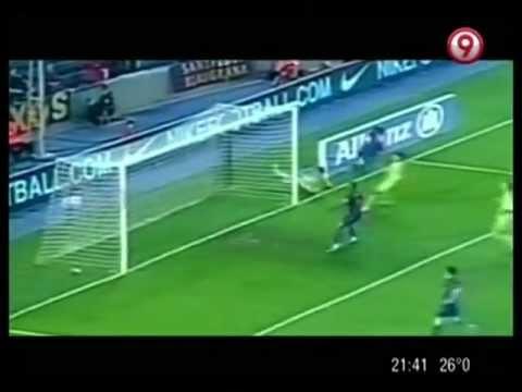 Messi: Parecidos de Goles (Goles maradonianos) TVR 2012