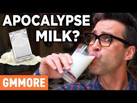 Apocalypse Milk Taste Test