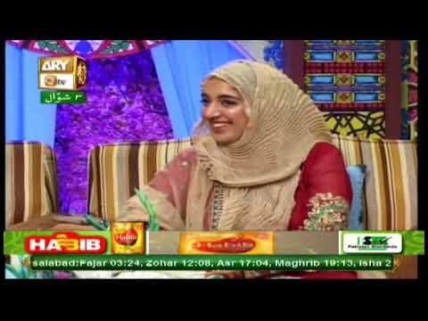 Shan-e-Eid (Female) - 18th June 2018 - ARY Qtv