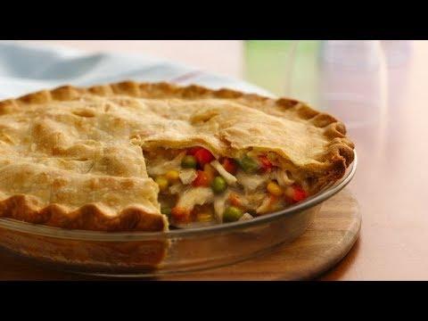 Classic Turkey Pot Pie | Pillsbury Recipe
