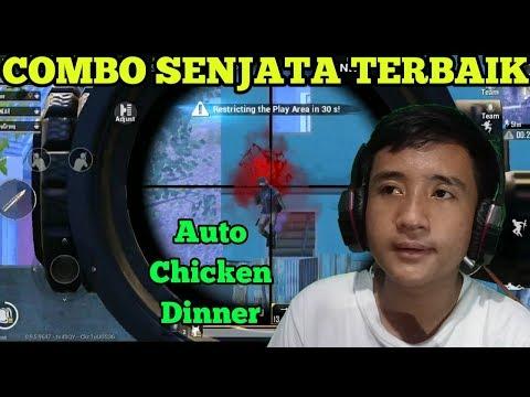 Bawa 2 Combo Senjata Ini Auto Chicken Dinner!!! - PUBG Mobile #15
