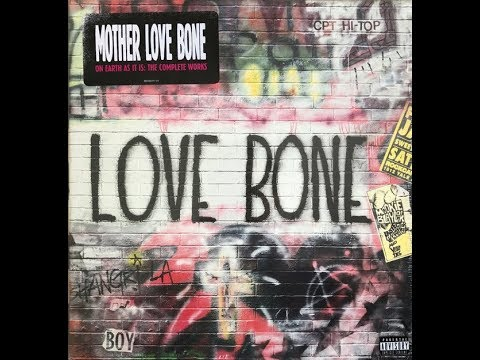Mother Love Bone - Bloodshot Ruby (Unofficial Video) mp3