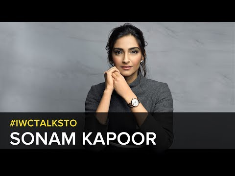 IWCTalks To: Sonam Kapoor
