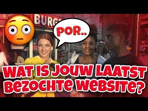 WAT IS JOUW LAATSTE BEZOCHTE WEBSITE? - ROTTERDAM