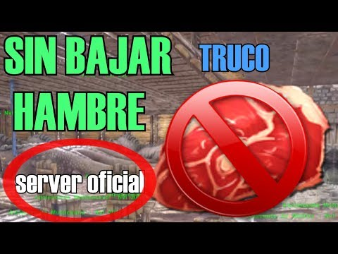 TRUCO CRIAR TUS DINOS RAPIDO Y FACIL¡ ARK SURVIVAL EVOLVED(SERVER OFICIAL)