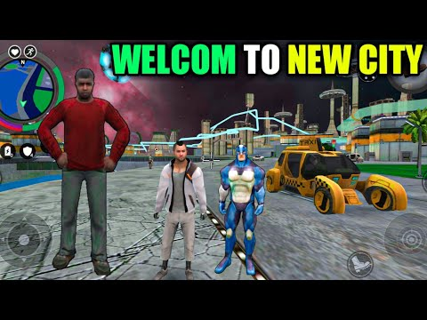 Download welcome to new city | space gangster 2 (android gameplay) Hindi mein