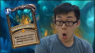 Hearthstone Expert Amaz vs the 1 Star Quest