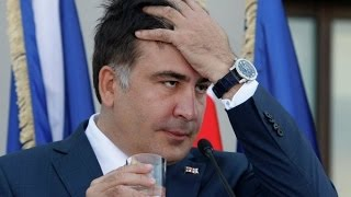 Великий сочинитель Саакашвили