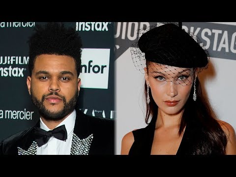 Bella Hadid & The Weeknd SPOTTED on Romantic Date in Paris