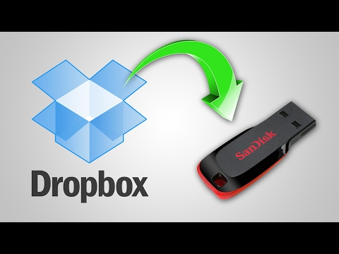Using a USB drive with DropBox | Deer Valley PC  Tech Tips