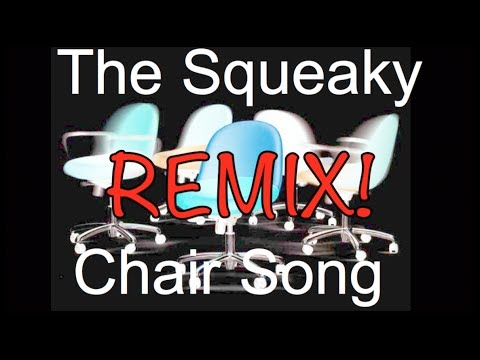 how to fix a squeaky chair