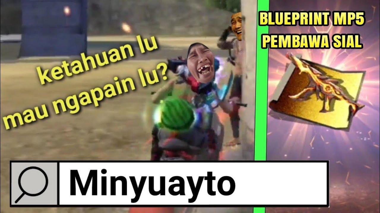 Gameplay Tabrak Sampe Sukses Dan Spin Mp5 Pembawa Sial | Free Fire Indonesia