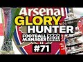 GLORY HUNTER FM20 | #71 | 1 MANAGER 2 CUPS! | Football Manager 2020