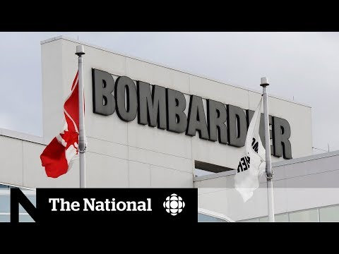Bombardier To Cut 5,000 Jobs As It Continues To 'streamline' Operations