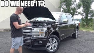 What you should know before buying the 3.0L Power Stroke Ford F150
