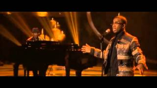 Burnell Taylor - Let it Be - Studio Version - American Idol 2013 - Top 9