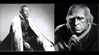"Cesare Siepi and Hans Hotter perform ""Il Grand"